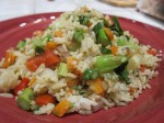 stir fry rice pic